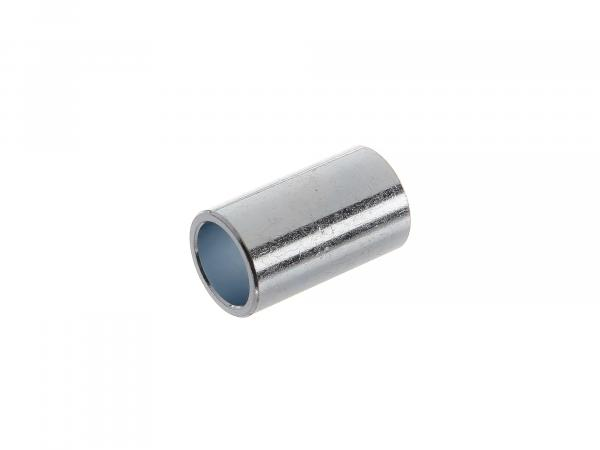 10067000 Abstandshülse verzinkt, 17x22x37,5mm - MZ ES175, ES250, TS250 - Bild 1