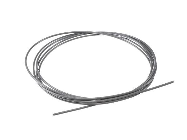 Bowdenzughülle grau Ø3,0mm (5 Meter) - für MZ, AWO, IWL, EMW, RT,  10067579 - Bild 1