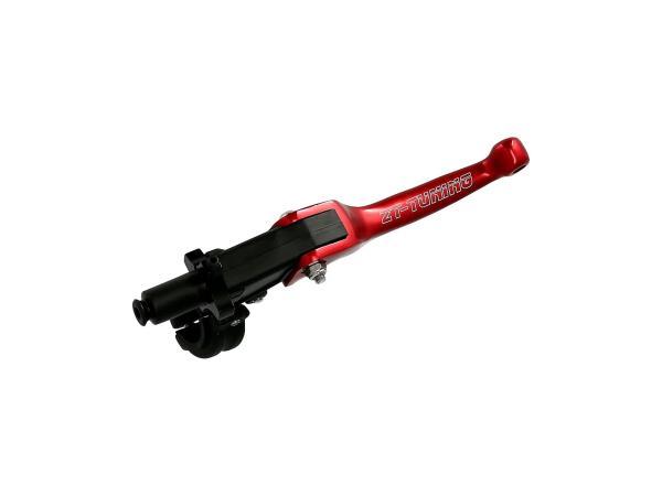 Kupplungsarmatur mit Klapphebel Racing Rot,  10068816 - Bild 1