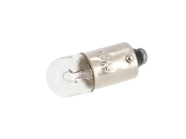 Kugellampe 6V 4W BA9s von VEBCO,  10070860 - Bild 1