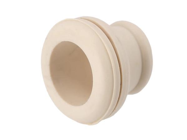 10058561 Gummitülle für Scheinwerfer SR1, SR2, SR2E (Farbe elfenbein) - Bild 1