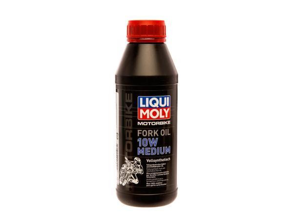 10003074 Gabel- und Stoßdämpferöl Liqui Moly - 0,5l - Bild 1