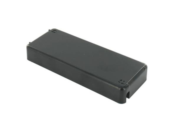 Batteriedeckel, für AWS Batterie 6V 4,5Ah - für Simson KR51/1 Schwalbe, KR51/2 Schwalbe, SR4-1 Spatz, SR4-2 Star, SR4-3 Sperber, SR4-4 Habicht,  10001755 - Bild 1