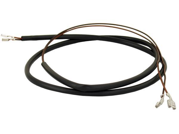 10039106 Kabelbaum für Bremslichtschalter, Gesamtlänge 1100mm, Enduro - Simson S50, S51, S53, S70, S83 - Bild 1