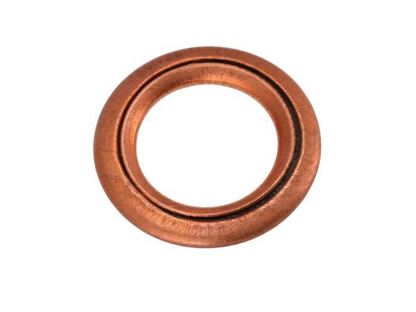 Dichtring Ø 8x14 (Kupfer Fülldichtring),  10057398 - Bild 1