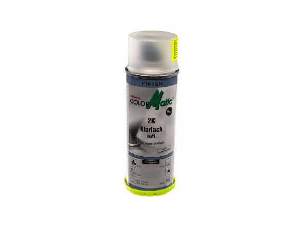 ColorMatic 2K Klarlack, matt - 200 ml,  10065720 - Bild 1