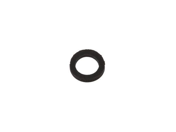 10000721 Gummi - Scheibe für Bremshebel von Nabe Simson S51, S50, SR50, Schwalbe KR51, SR4 - Bild 1