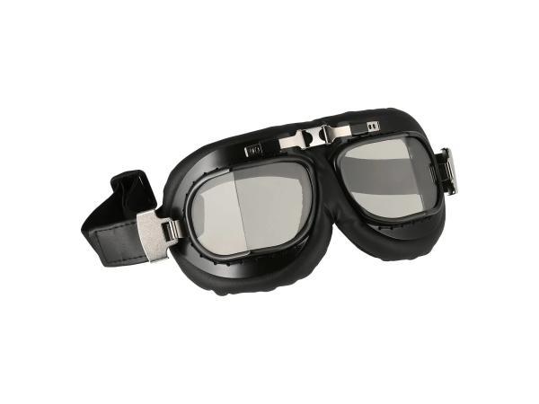 Redbike Motorradbrille Goggle Navigator klar,  10069522 - Bild 1