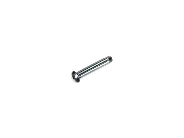 Kerbnagel für Lagerstück vom Drehzahlmesserantrieb, 3 x 16 - für Simson S51, S70, S53, S83, SR50, SR80,  10000761 - Bild 1
