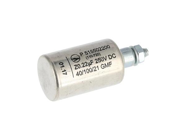 10058693 Zündkondensator PLITZ 9042 - Simson, MZ, alle Typen - Bild 1