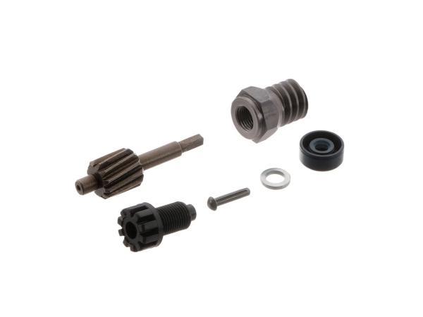 Set: Drehzahlmesserantrieb - für Simson S51, S70, S53, S83,  10068308 - Bild 1
