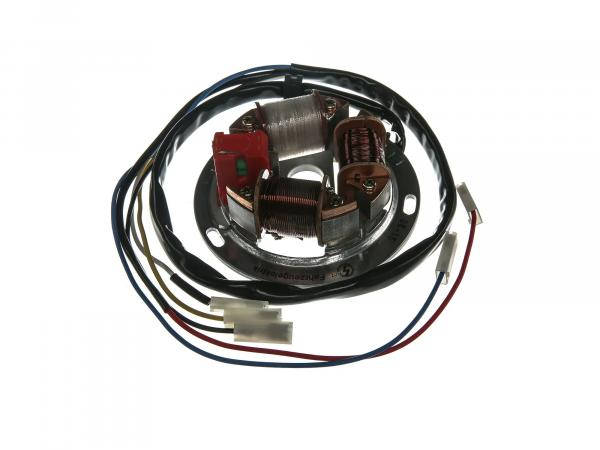 Grundplatte 8305.2-100, 12V Elektronik (42/21W Bilux) - Simson SR50, SR80,  10001863 - Bild 1