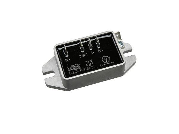 Elektronischer Spannungsregler 6V - Ersatz, Alternative für mechanische Regler,  10060504 - Bild 1