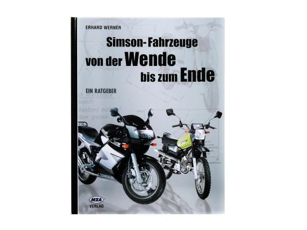 """Buch - """"Simson-Fahrzeuge von der Wende bis zum Ende"""",  10002768 - Bild 1"""