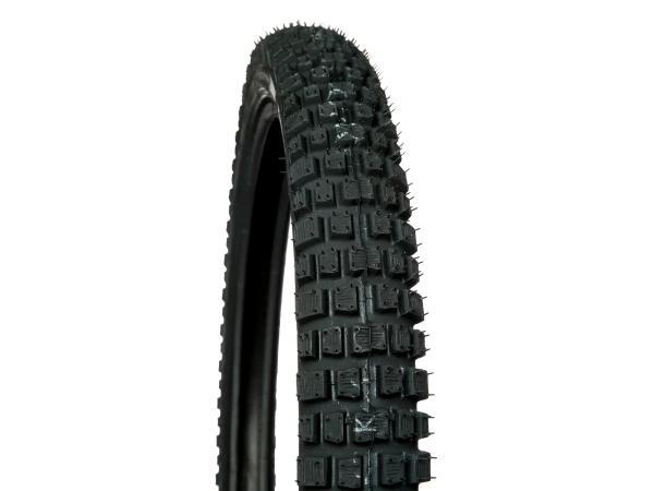 Reifen 2,50 x 19 Heidenau K46 bis 130 km/h,  10001486 - Bild 1
