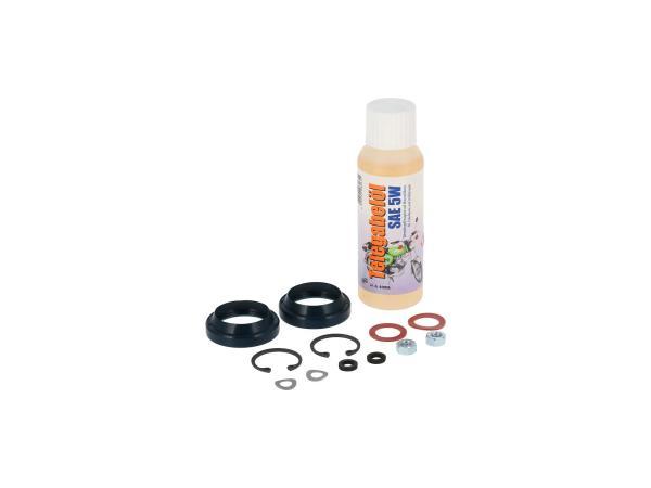 10070150 Set: Telegabel Reparatur, Verschleißteile - für Simson S50, S51, S53, S70, S83, SR50, SR80 - Bild 1