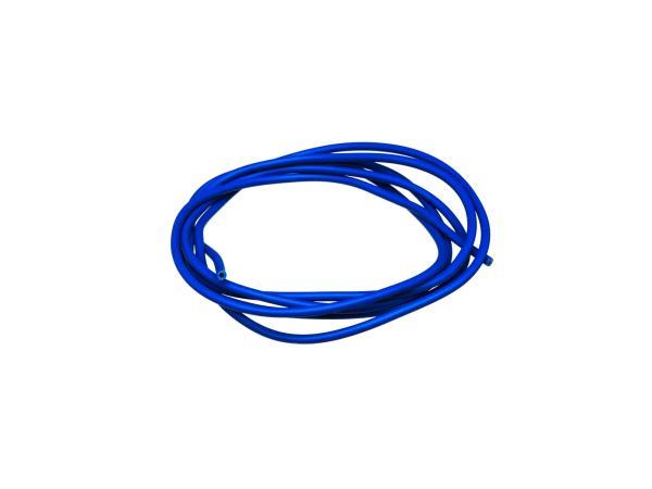 10001765 Kabel - Blau 0,50mm² Fahrzeugleitung - 1m - Bild 1
