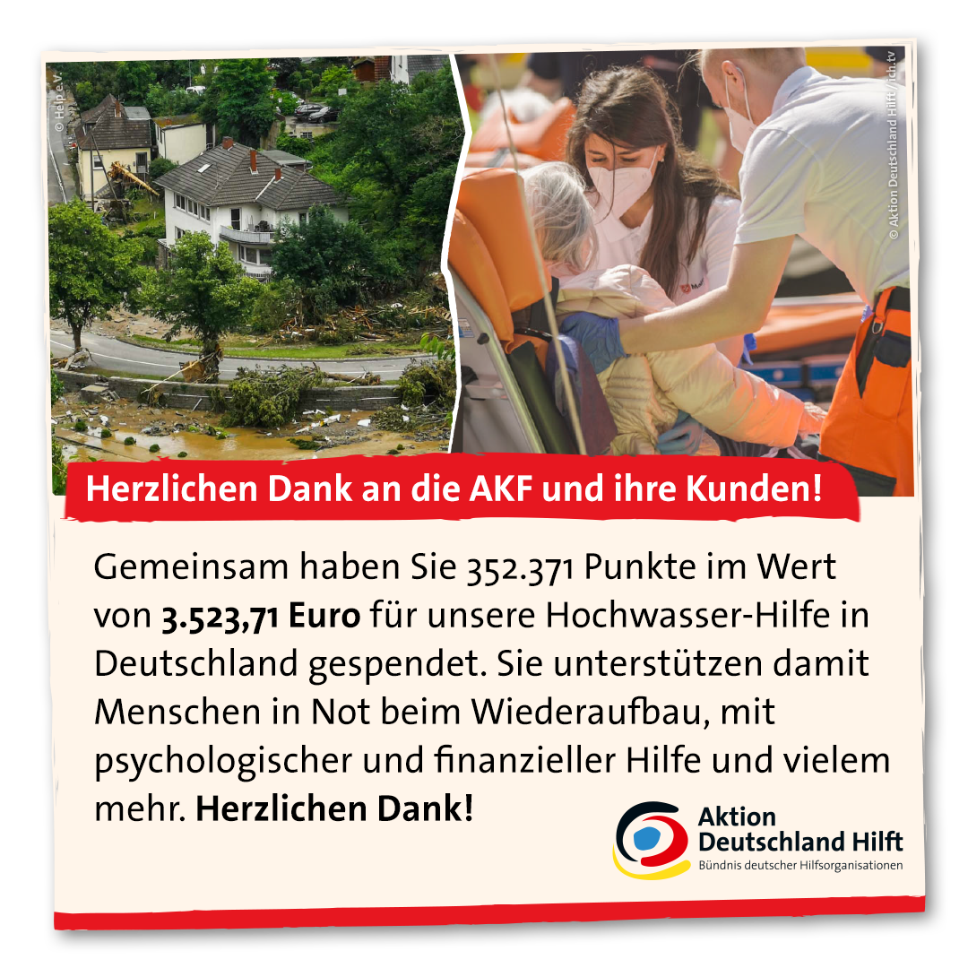 AKF-Urkunde
