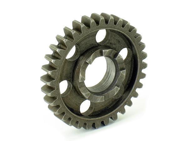 Schaltrad 32 Zahn, 3. Gang, M53 Motor - für Simson S50, KR51/1 Schwalbe, SR4-2 Star, DUO 4/1,  10002284 - Bild 1